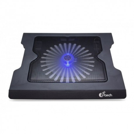 Z8TECH C833 Cooler Portátil LED Azul