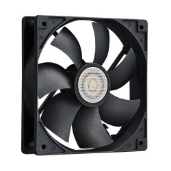 COOLER MASTER SILENT FAN 120 Black
