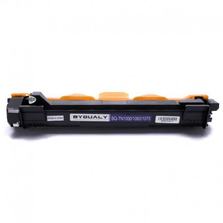 BROTHER TN-1075 toner compatível preto
