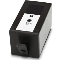 HP 934 XL Preto Compatível (C2P23AE)