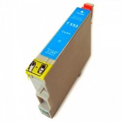 EPSON T0552 Tinteiro Compatível Ciano