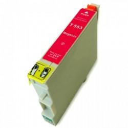 EPSON T0553 Tinteiro Compatível Magenta