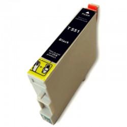 EPSON T0551 Tinteiro Compatível Preto