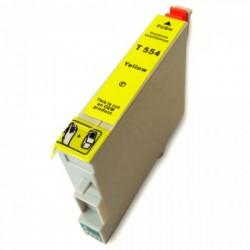 EPSON T0554 Tinteiro Compatível Amarelo