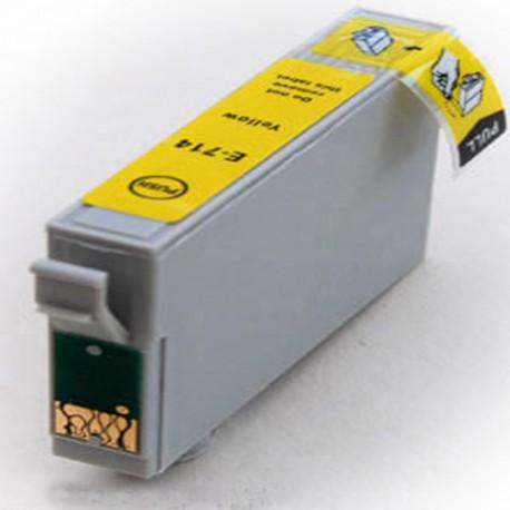 EPSON T0714 Amarelo Compatível
