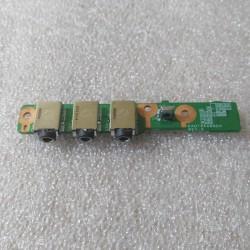 HP Pavilion DV 5 DAQT6AAB8D0 REV.D Placa Controladora de Interfaces de Aúdio